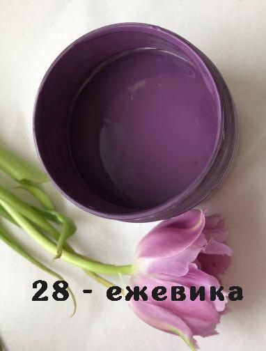 28 ежевика Вкусные краски Арт-нуво