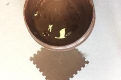 17 шоколад Вкусные краски Арт-нуво