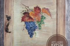курс художественной росписи мбелеи в арт-нуво